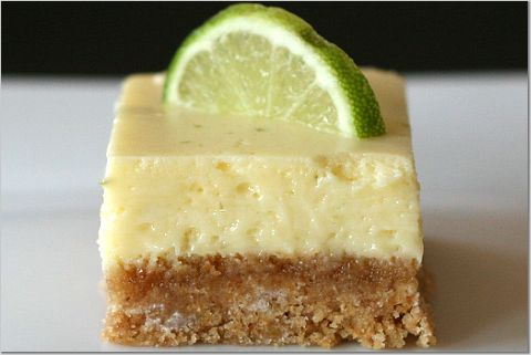 Key Lime Bars – Laura's Kitchen
